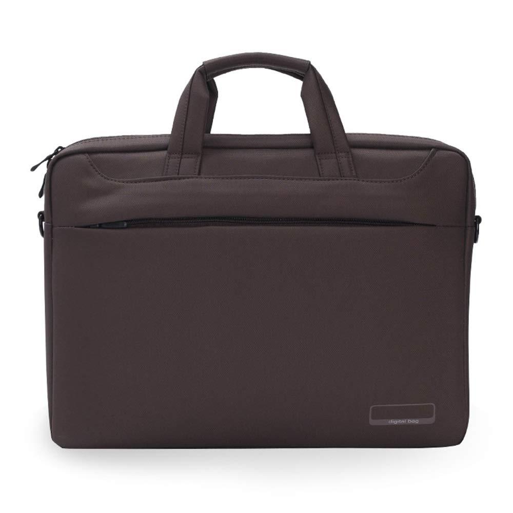 Asdflina Bürotasche Hohe Qualität Laptop Tasche wasserdicht Aktentasche Business Bag Arbeit Aktentasche tragen Geeignet für den täglichen Gebrauch (Farbe   Rot) B07L9DMBQB Henkeltaschen