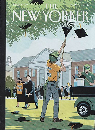 New Yorker cover Nelson 2/22 2016 Black History Month collage of the famous