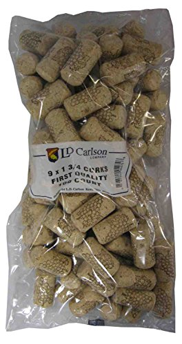 9-Straight-Corks-1516-x-1-34-Bag-of-100