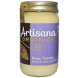 Artisana 100% Raw Organic Tahini Butter - 14 ounces