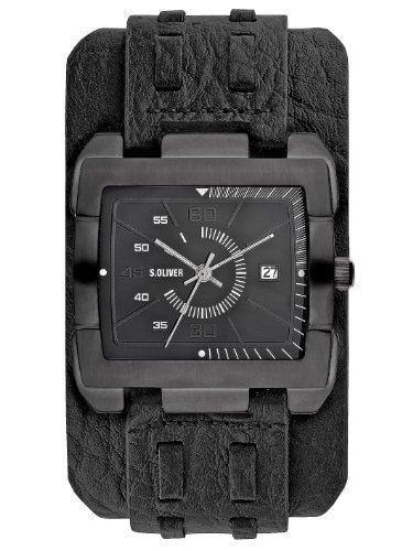 s.Oliver Herren-Armbanduhr Quarz Analog SO-2219-LQ