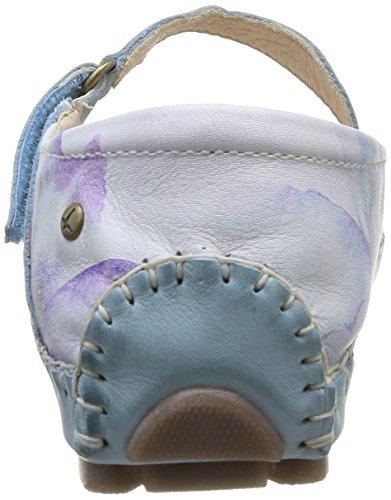 Pikolinos Ballerine bluesoft 578 Blu bleu Jerez Donna aPawqCr