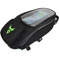 Entweg Bolsa para motociclista com tela móvel, bolsa grande para navegação em tela móvel, universal, motocicleta, M…