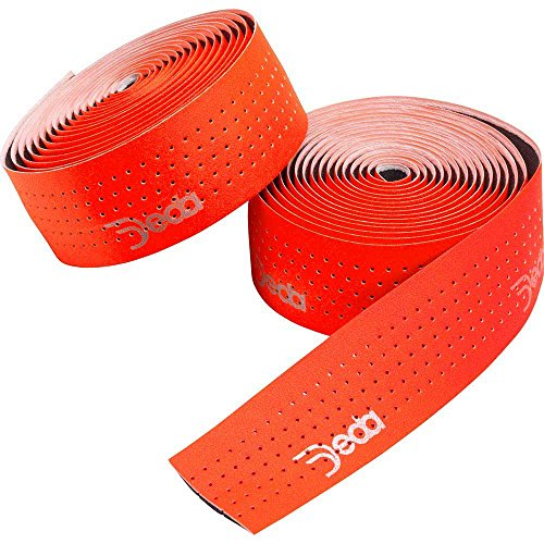 Deda Elementi Fluorescent Bar Tape Orange, One ()