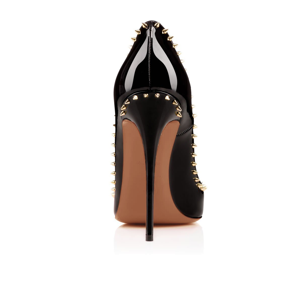 Arc-en-Ciel007 Womens Shoes High Heel Studded Pump
