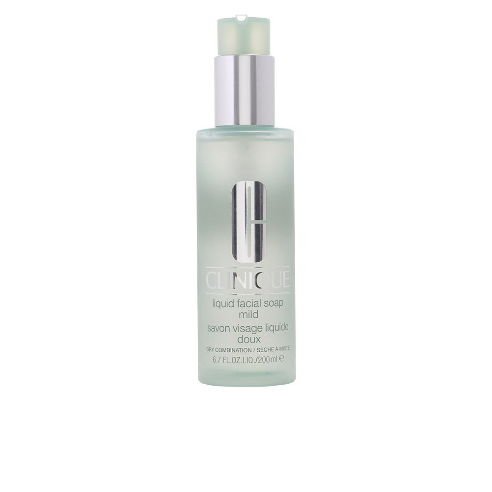 Clinique Liquid Facial Mild 6F37 Soap, 6.7 Ounce