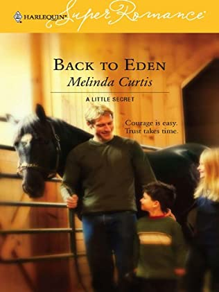 book cover of Back to Eden