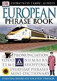 European (Eyewitness Travel Phrase Books)