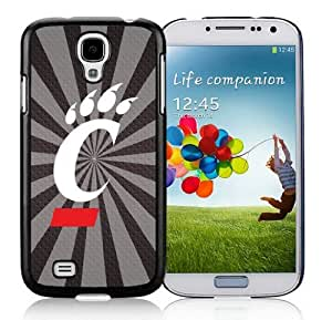 Cool Samsung Galaxy S4 I9500 Cover Ncaa Cincinnati Bearcats Phone Protective Stripe Case Mate for Guys