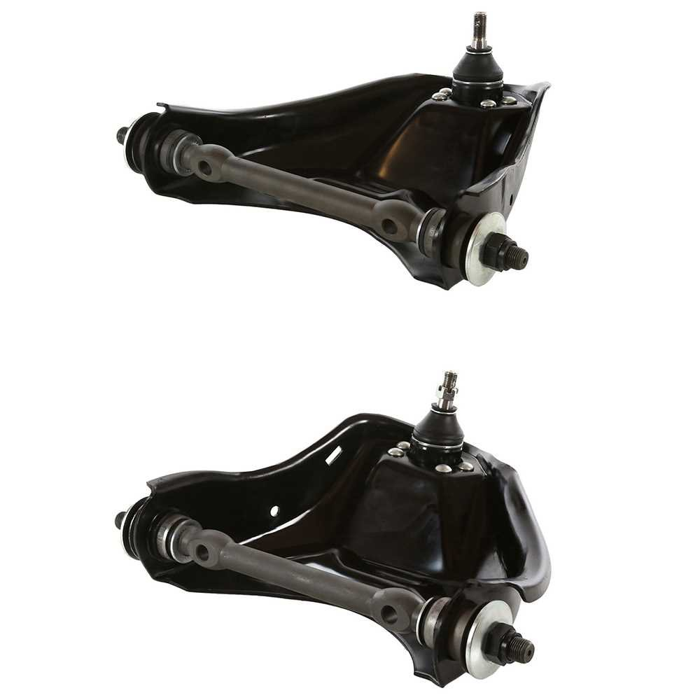 Prime Choice Auto Parts CAK724PR Pair of Front Upper Control Arms