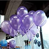 100 Pack Light Purple 12