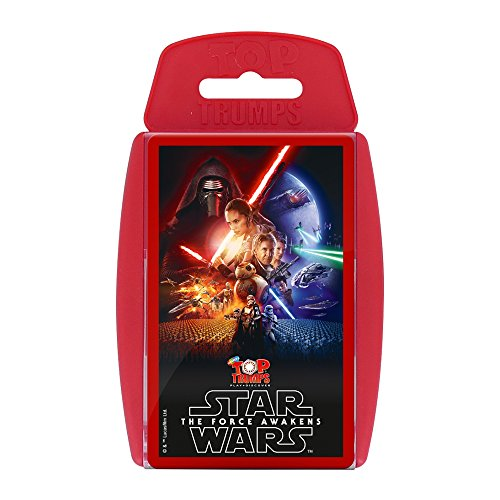 The Force Awakens Top Trumps Card Game ()