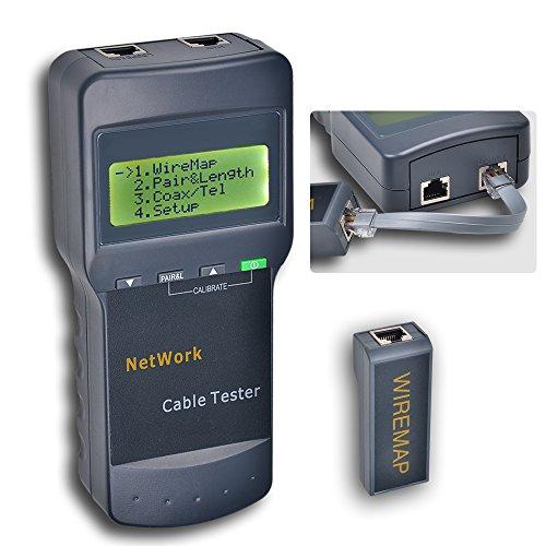 Noyafa SC8108 Network Tester Mapper