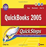 QuickBooks 2005, Cindy Fox, 0072259515