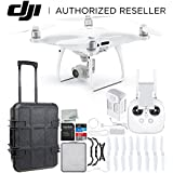 DJI Phantom 4 PRO V2.0/Version 2.0 Quadcopter Waterproof Rolling Case Starter Bundle