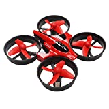 ARRIS Eachine E010 Mini 2.4G 4CH 6 Axis Headless Mode RC Quadcopter RTF + 4PCS Free Extra Propeller