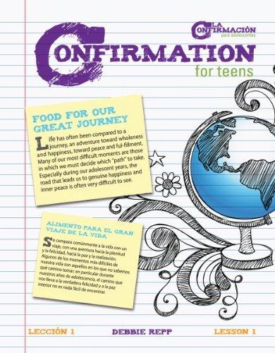 La Confirmaci?n para adolescentes/Confirmation for Teens: A Bilingual Student Guide: Para j?venes (Spanish Edition) by Debbie Repp (2013-09-01)