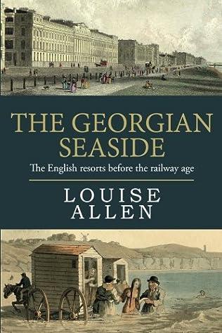book cover of The Georgian Seaside