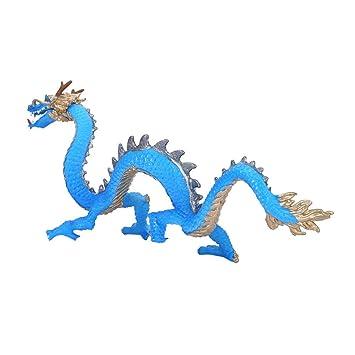 Juguete Modelo Shenlong, Forma de dragón Niños Simulación de niños ...