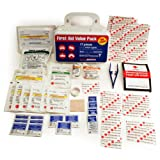 Ready America 74012 First Aid Value Pack, 77-Piece