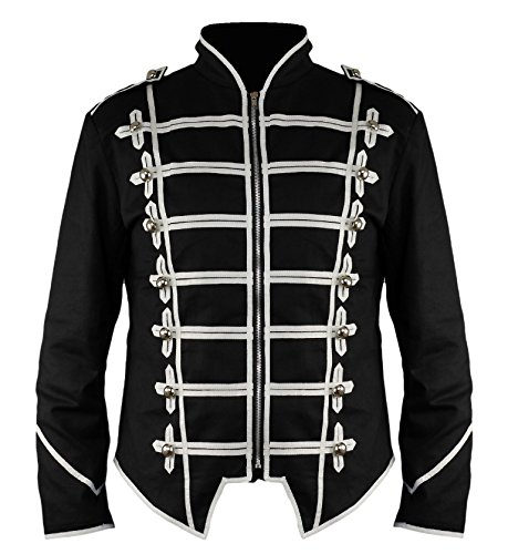 Steampunk Military Drummer Parade Jacket product image