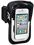 X-1 (Powered by H2O Audio) XB1-BK-X Amphibx Fit Waterproof Armband for Smartphones (Black) DISCONTINUED BY MANUFACTURER