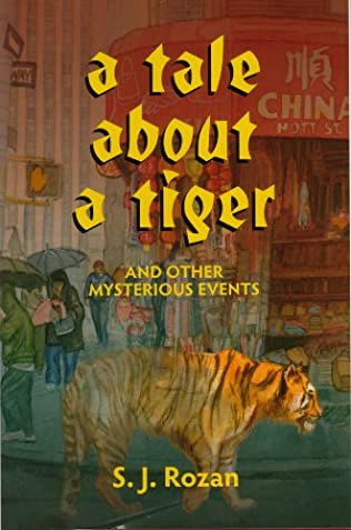 book cover of A Tale About a Tiger