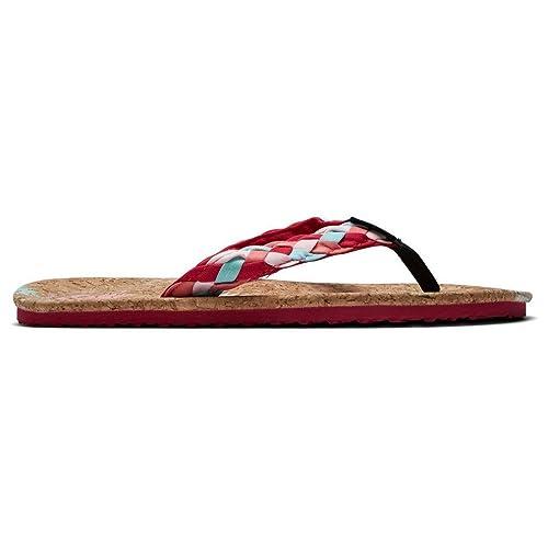 223050d26 Sinner Sun Island Womens Synthetic Material Sandals Cork Light Pink - 8 UK