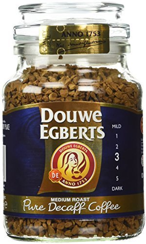 Buy Douwe Egberts Pure Decaf Instant Coffee 2 Jars 3 5oz 100g Each Online At Low Prices In India Amazon In