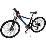 Benotto Bicicleta XC-6000 Aluminio R26 24V Sunrace Frenos DDM