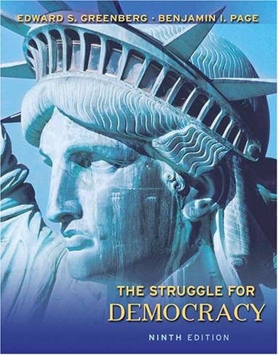 The Struggle for Democracy, 9th Edition by Longman
