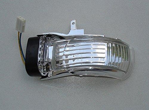 Spiegel Pro!Carpentis Spiegelblinker links 1T1 1T2 Blinker komplett mit LED Blinkerglas