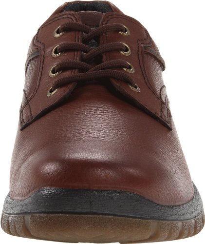 Hush Puppies Hombres Outclass Oxford Dark Brown