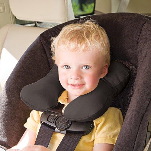 Summer Infant Comfortme Toddler Neck Support, Black