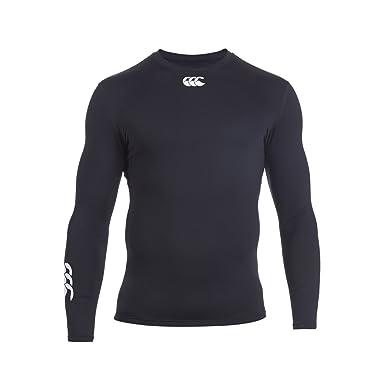 Hombre Manga Deportiva Tamaño Color Camiseta Negro Larga De ptrpqZ