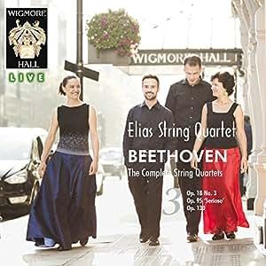 Beethoven: The Complete String Quartets Vol.3