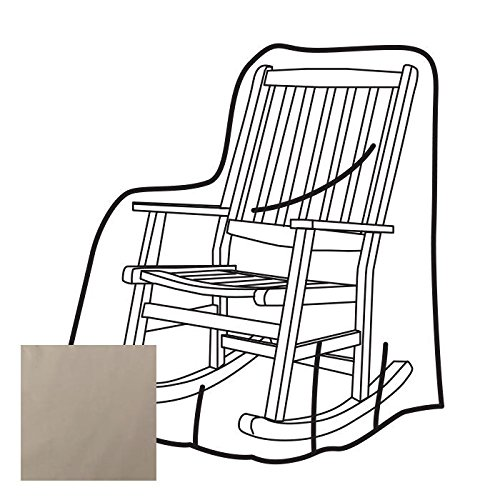 Weather Wrap Rocking Chair Cover - Patio Rocking Chair Furniture