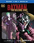 Cover Image for 'Batman: The Killing Joke Deluxe Edition (Blu-ray/DVD/UV)'