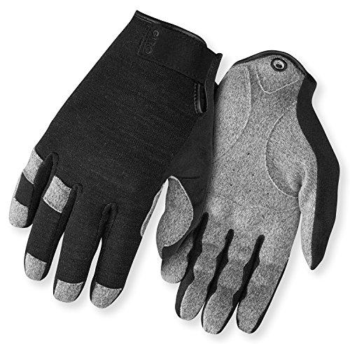 Giro Hoxton LF Glove Black Heather, S - Men's