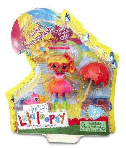 Mini Lalaloopsy Doll - April Sunsplash