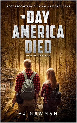 Day America Died New Beginnings ebook product image