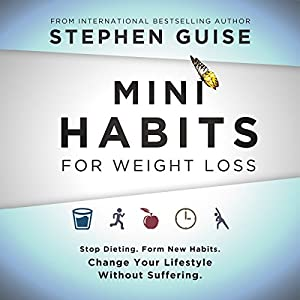 Mini Habits for Weight Loss Audiobook