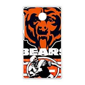 Malcolm Intrepid Bears Fahionable And Popular Back Case Cover For Nokia Lumia X