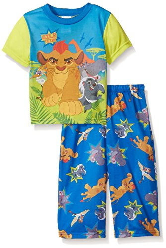 Price comparison product image Disney Toddler Boys' the Lion Guard 2pc Pajama Pant Set,  Assorted,  2T