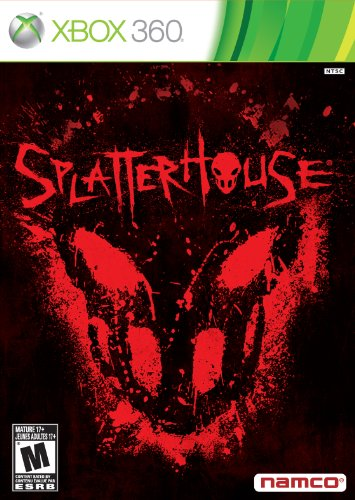 - Splatterhouse - Xbox 360