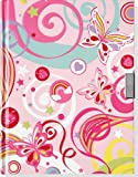 Fantasy Butterflies Locking Journal (Diary, Notebook) (Locking Journals)