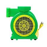 B-AIR Kodiak 1 HP Bounce House Blower, Green