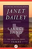 Savage Land by Janet Dailey front cover