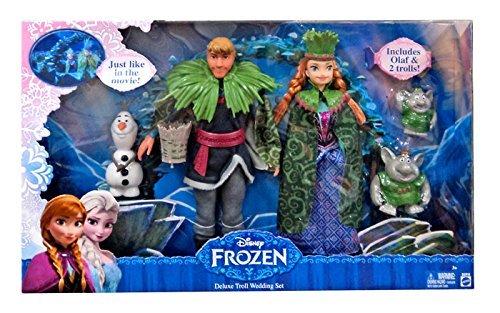 Disney Frozen Troll Wedding Deluxe 11