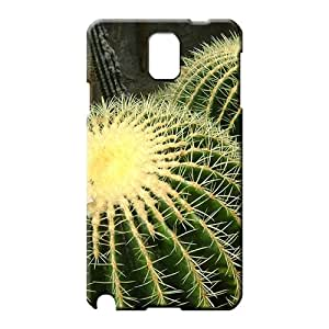 samsung note 3 Attractive High Grade Fashionable Design mobile phone carrying cases beautiful natural cactus plant
